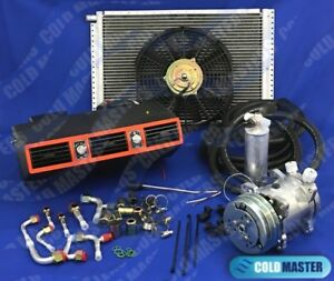 Universal Underdash Air Conditioning Kit 404 Or W Electrical Harness