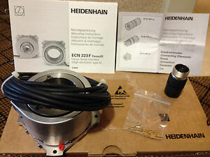 Heidenhain Ecn 223f Fanuc Absolute Angle Encoder id 536 301 11 Boxed new