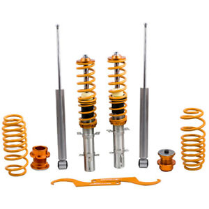 Street Coilover Kit For Vw Mk4 Golf Gti Jetta New Beetle Selling