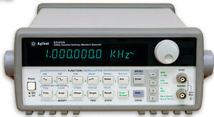 Hp Agilent 33120a 15mhz Function Arbitrary Waveform Generator