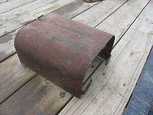 International Ih Farmall Tractor Pto Shield Cover H Super H