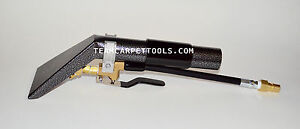 Titanium Carpet Cleaning 4 Open Detail Wand Upholstery Auto Hand Tool In Colors