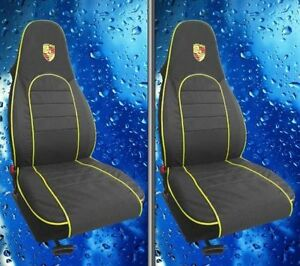 Porsche Seat Cover 911 Boxster Cayman 1997 To 2009 986 996 997