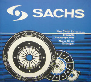 Sachs Clutch Kit Mitsubishi Mirage 1988 89 1 6l Turbo