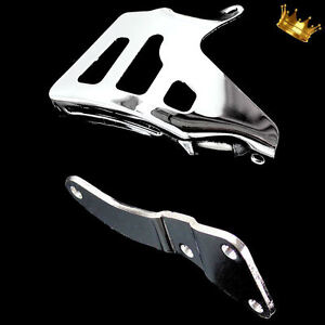 Chrome Big Block Chevy Alternator Bracket Fits 396 427 454 1969 1990 Chevrolet