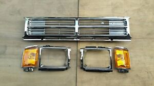 Fit For Toyota Pickup 4runner 1987 88 Rn65 4wd Grille Assembly