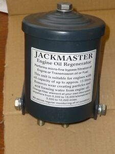 Bypass Oil Filter Jackmaster Classic Standard Full Kit With Hoses