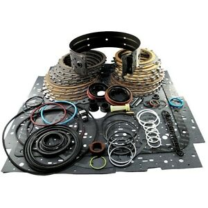 Trutech Stock Plus 4l60e Rebuild Kit Heavy Duty 3 4 Clutch Band 1993 2003