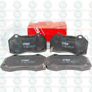 For Vauxhall Corsa D E 1 6 Vxr Nurburgring Front Genuine Trw Brake Pads Set 11