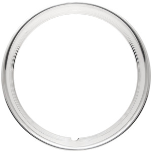 3006 14 Trim Ring 14 Inch Hot Rod Ribbed