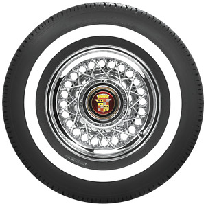700219 American Classic Radial 1 6 Inch Whitewall 235 75r15