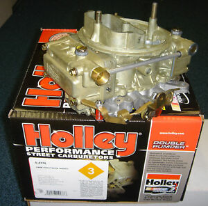 Holley Carb chrysler mopar wedge hemi right Side 426