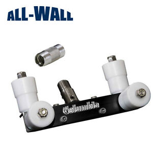 Columbia Drywall Outside 90 degree Corner Bead Roller W free Adapter