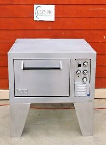 Lang Single Deck Oven Electric La136s Reconditioned Restaurant Equipment