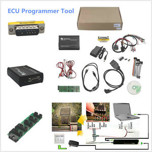 Professional V54 Fgtech Galletto 4 Master Bdm Obd Function Ecu Programmer Tools