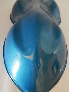 High Gloss Medium Blue Met 1 Quart Single Stage Acrylic Enamel Car Paint Only