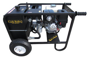 The Hydra pack A Gas Powered Hydraulic Power Pack