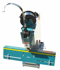 110v Us Shipping Flat Stapler And Saddle Stapler Machine Iron Wire Bind Binder