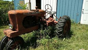 1942 Allis Chalmers Wc Tractor