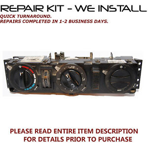 Repair Kit For 2003 2006 Dodge Sprinter Climate Heater Temperature Ac Control
