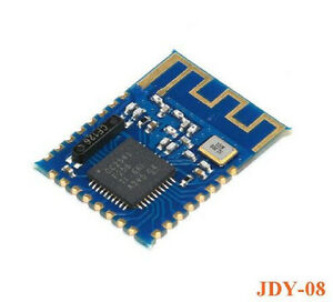 1 Pcs Jdy 08 Ble Bluetooth 4 0 Uart Transceiver Module Cc2541 Wireless Ibeacon