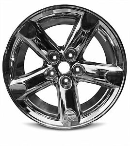 20x9 Inch Chrome Wheel Rim For Dodge Ram 1500 2006 2009 New Replacement