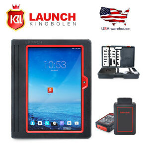 Launch X431 V Scanpad Auto Diagnostic Scanner Scan Tool Key Programming