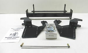 Snowdogg Snow Plow Ford F250 08 Md Plow Mounting Kit For Vmd Plow 16061165