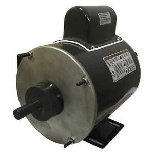 Dayton Direct Drive Blower Motor 1 Hp 40 Deg Ggs_47824