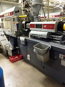 Van Dorn Injection Molding Machine 97 120 Ton 6 Oz Ht Series