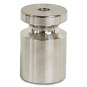 Rice Lake Weighing Systems Weight cylinder 1 Lb ss class F 12596