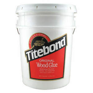 Titebond Wood Glue 5 Gal yellow 5067 Yellow