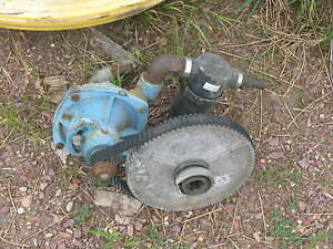 Hypro Pto 540 Sprayer Pump Model 9401c b6