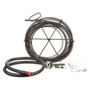 Ridgid Steel Drain Cleaning Cable Kit k 50 8 59000 59365