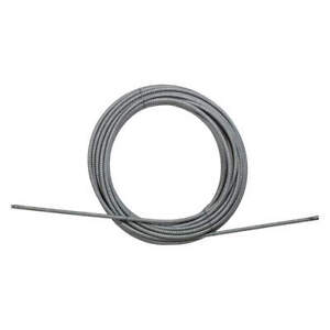 Ridgid Steel Drain Cleaning Cable 5 8 In X 100 Ft 58192