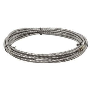 Ridgid Steel Drain Cleaning Cable 5 16 In X 25 Ft 62235