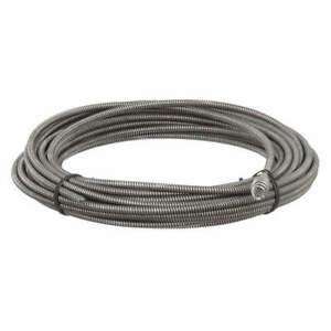 Ridgid Steel Drain Cleaning Cable 5 16 In X 50 Ft 89400