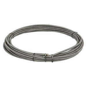 Ridgid Steel Drain Cleaning Cable 3 8 In X 50 Ft 37842