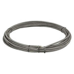 Ridgid Steel Drain Cleaning Cable 3 8 In X 100 Ft 37852