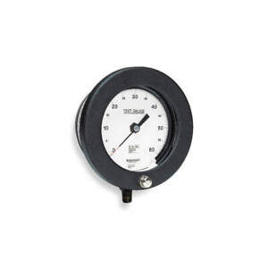 Ashcroft Pressure Gauge 0 To 15 Psi 4 1 2in 1 4in 45 1082as 02l 15
