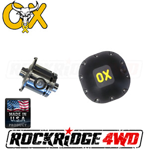 Ox Locker Ford 8 8 2 73 Up 31 Spline With Heavy Duty Differential Cover