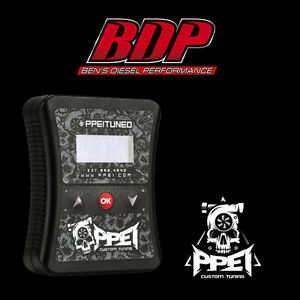Ppei Autocal Dpf Egr Delete Single Tune 2011 2016 6 6 Gmc Chevrolet Lml Duramax