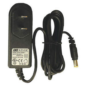 Adam Equipment Plastic Copper Ac Adapter black smooth 302409160 Black