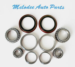 Front Wheel Bearing W seal Set For Nissan Frontier 4cyl 2 4l 2wd 1998 2004