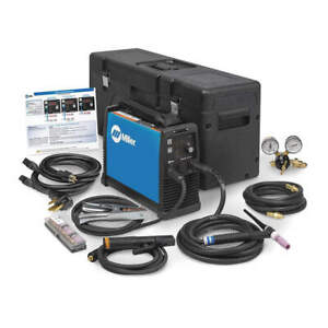 Miller Electric Tig Welder maxstar 161 Stl Series 907710001