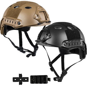 Tactical Airsoft Paintball Protective Combat FAST Helmet Riding Gaming Climbing $18.99