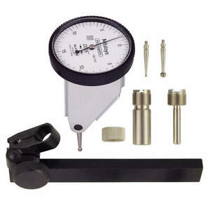 Mitutoyo Dial Test Indicator Set vert 0to0 030 In 513 452 10t