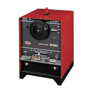 Lincoln Electric Stick Welding Power Source idealarc 250 K1053 9