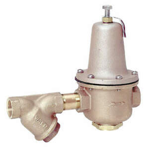 Watts Water Pressure Regulator Valve 1 In 1 Lf223 s