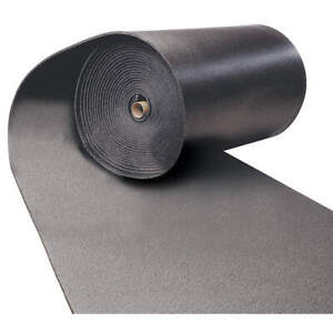 Thermacel Pipe Wrap Insulation 3 4 In Sheet Size 6zrfg3x4068 Black